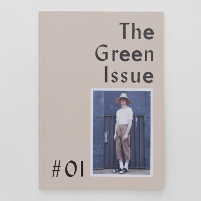 THE GREEN ISSUE #1